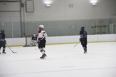 Boys JV Hockey vs Exeter