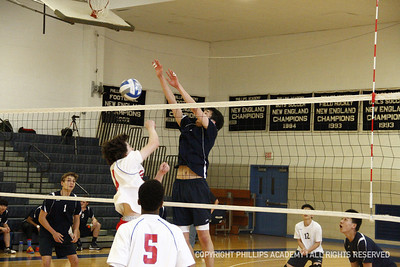 BV Volleyball vs W&M