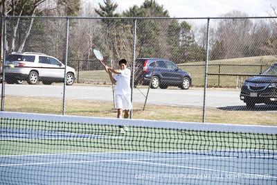 BV Tennis vs. Millfield