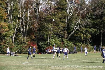 BJV1 Soccer vs. Andover H.S.