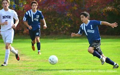BJV2 Soccer vs. NMH