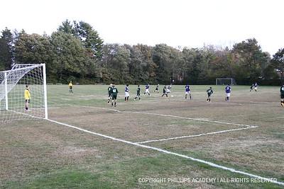 BJV3 Soccer vs. Brookwood School