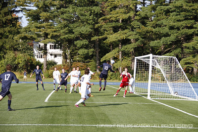BV Soccer vs. Bridgton Academy
