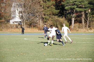 BV Soccer vs. Loomis
