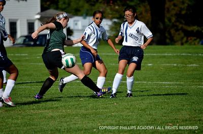 GJV2 Soccer vs. Brooks