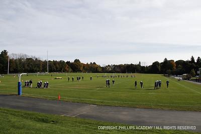 JV Football vs. Thayer