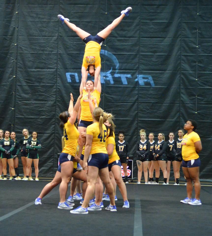 Quinnipiac Pyramid Twist