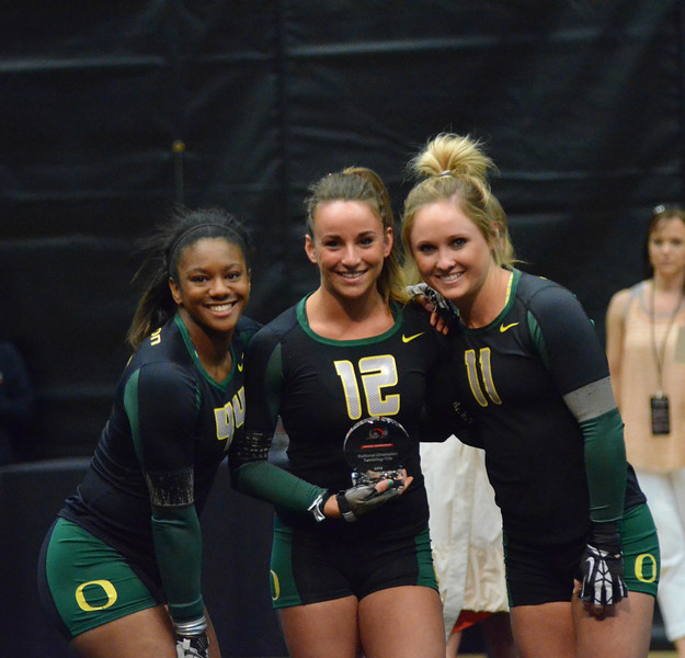 Oregon Trio Tumbling