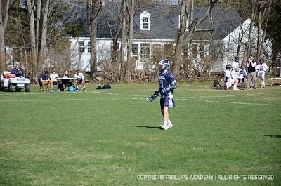 BJV Lacrosse vs. Tabor
