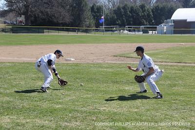 BV Baseball vs. Cushing