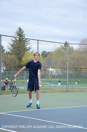 BV Tennis B vs. Exeter