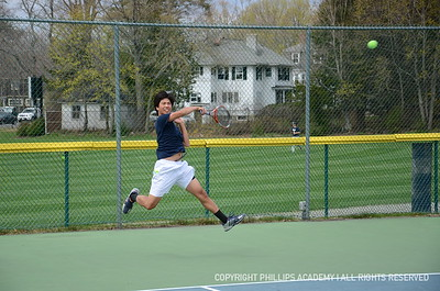 BV Tennis vs. Exeter