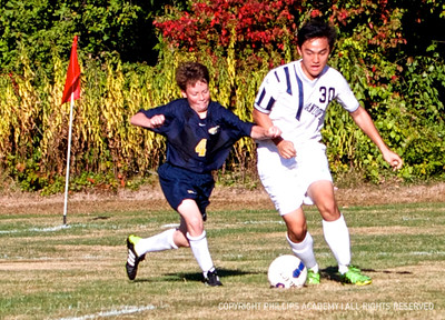 BJV2 Soccer vs. Andover High School
