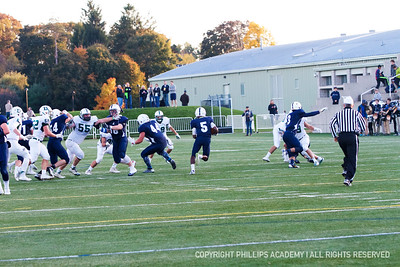 Varsity Football vs. Deerfield