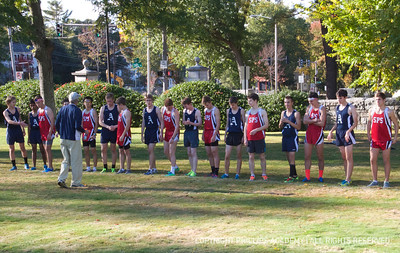 Boys' Cross-Country vs. St. Paul's
