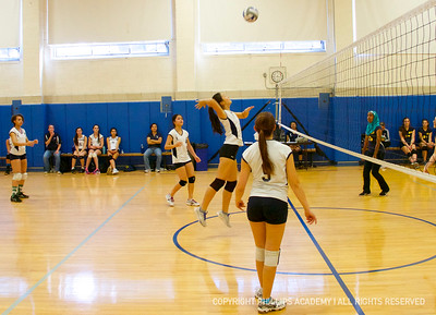 GJV Volleyball vs. BB&N