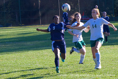 GJV1 Soccer vs. Deerfield