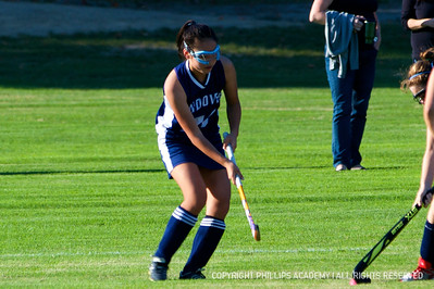GJV2 Field Hockey vs. Andover High School