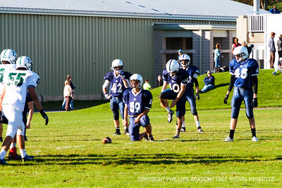 JV Football vs. Deerfield