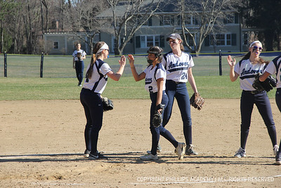 GV Softball vs. St. Paul's