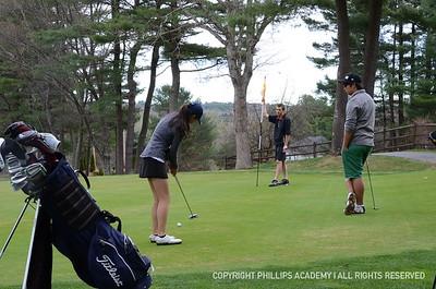Golf vs. Dexter Southfield