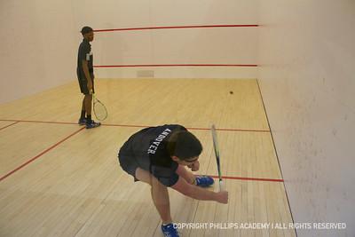 BV Squash vs. Groton