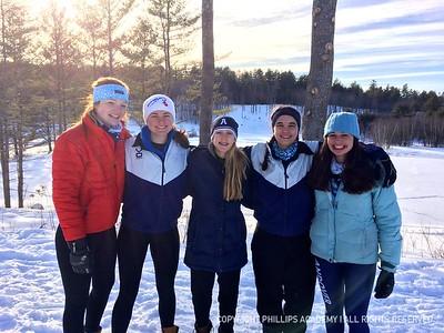 Nordic Skiing at NEPSAC Championships