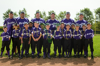 Piper Pirates Youth Baseball