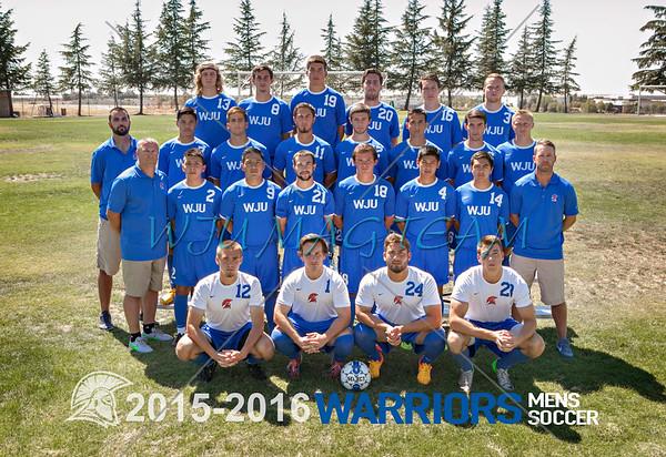 Mens Soccer 2015