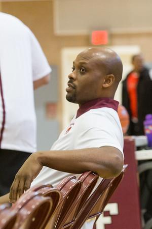 Basketball vs St. James