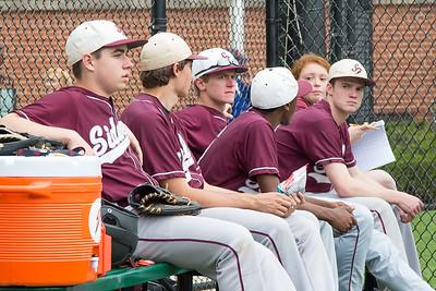 Boys' Baseball vs Maret