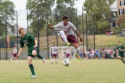 Boys' Soccer vs GDS