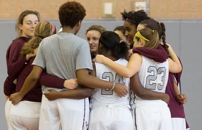 Girls' Basketball vs Maret