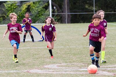 Girls' Soccer vs Maret