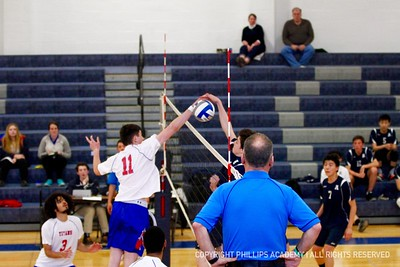 BV Volleyball vs. Wilbraham & Monson