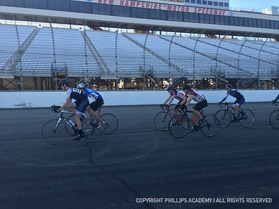 Cycling at Proctor Circuit Race