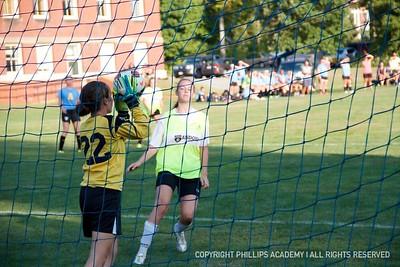GV Soccer vs. Andover High