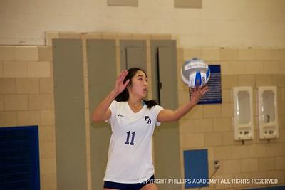 GV Volleyball vs. Central Catholic