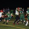 Basehor-Linwood High School hosts Lansing High School in Basehor. BLHS would win 28-6.