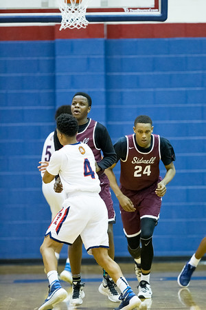 Basketball vs St. Albans