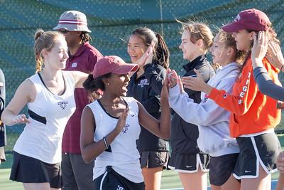 Tennis vs Flint Hill