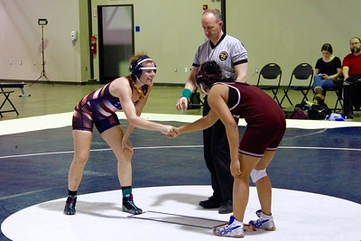 4th Annual Female Wrestling Tournament