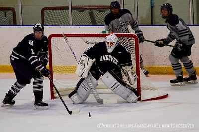 BV Hockey vs. Brewster