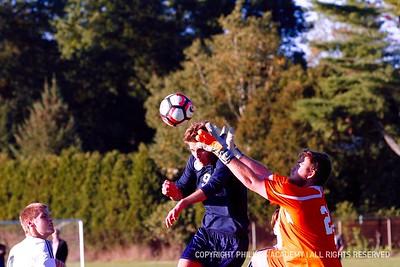 BV Soccer vs. Bridgton