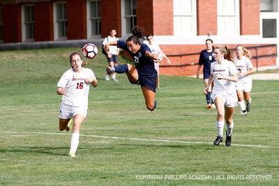 GV Soccer vs. Middlesex