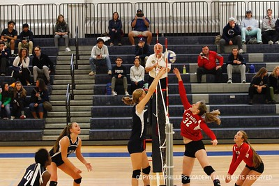 GV Volleyball vs. St. Paul's