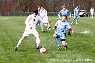 NEPSAC Boys Soccer Quarterfinals vs. NMH