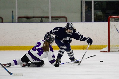 GV Hockey vs. Cushing