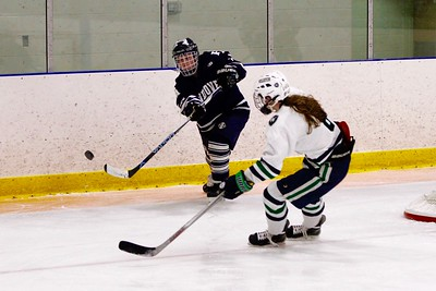 GV Hockey vs. Williston