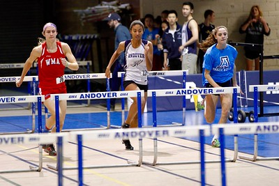 Indoor Track vs. Wilbraham & Andover High